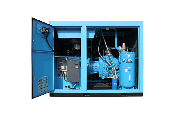 哪些因素会影响螺杆压缩机的实际排气量