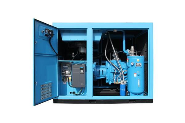 双螺杆空压机与单螺杆空压机的区别