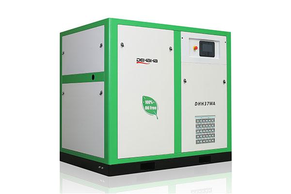 空压机油温的控制方法